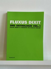 Fluxus anthologie 2016
