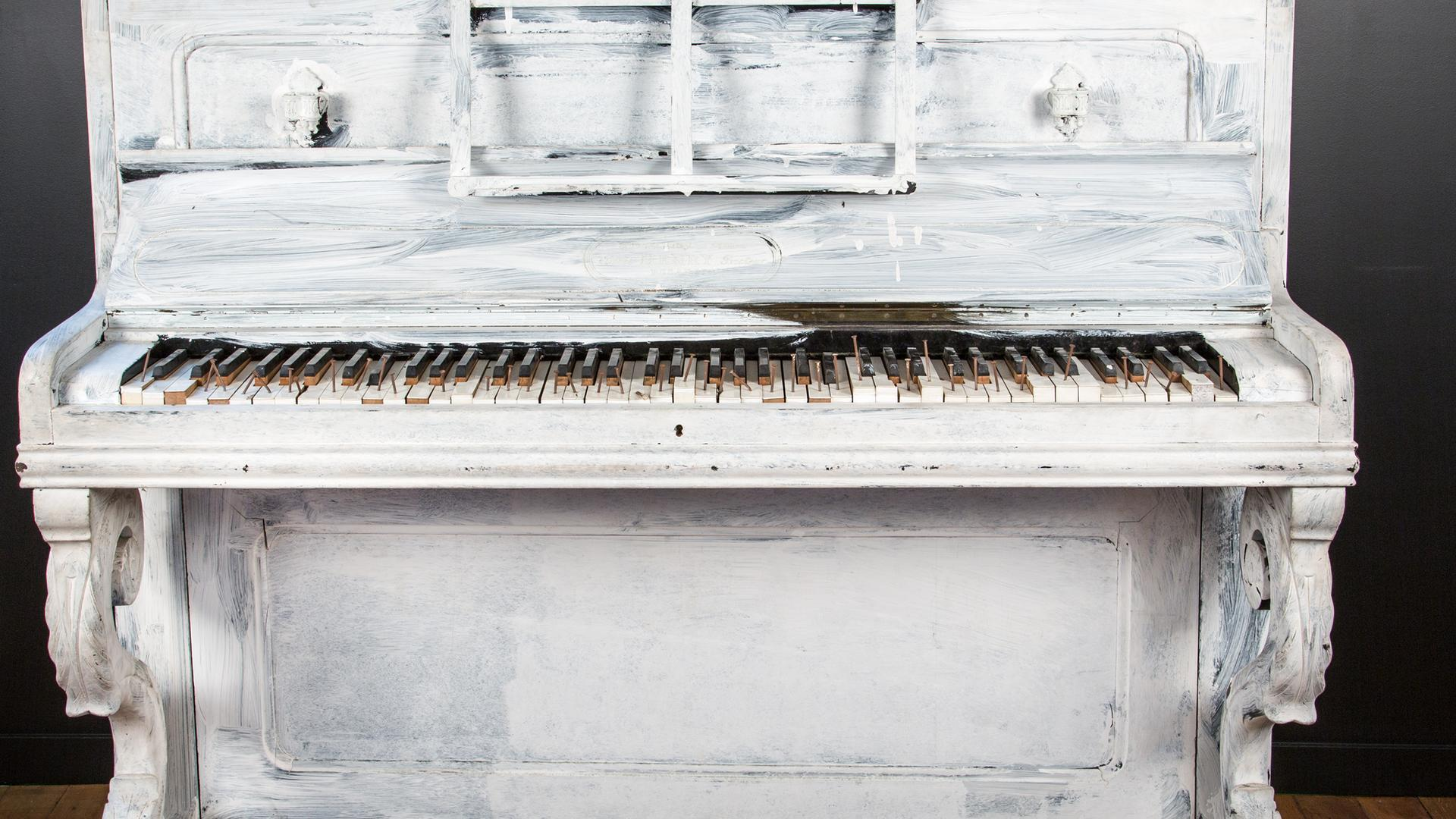 Pr sentation fondation du doute - Comment demenager un piano droit ...