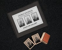 Passport Photographs by Peter Moore